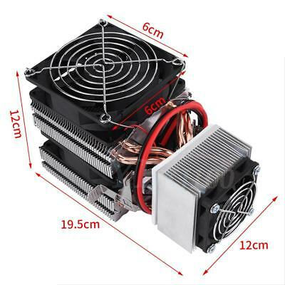 Semiconductor Refrigeration Device Thermoelectric 180W Cooler DIY Mini Fridge GL