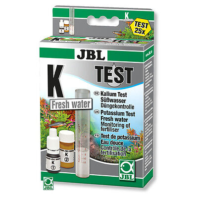 JBL K Test-Set / Kalium-Test, UVP 20,75 EUR, NEU
