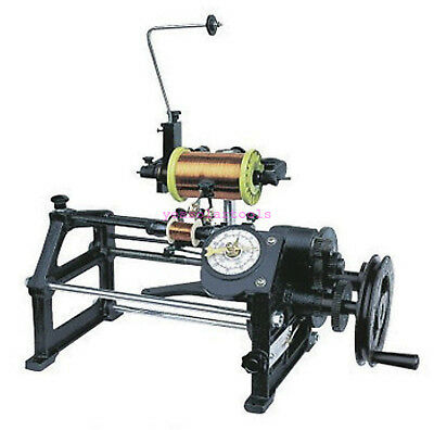 NEW Manual Automatic Hand Coil Winder Winding Machine Easy To Operate