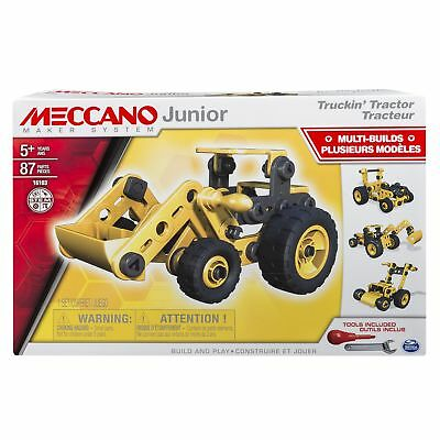 Meccano Junior Truckin Tractor Free Post!