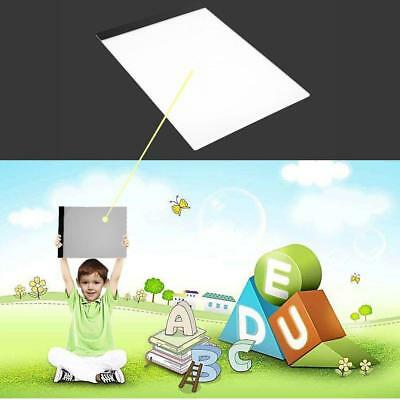 Pratical A4 LED Light Pad Copy Pad Drawing Tablet LED Tracing Painting Board ZY