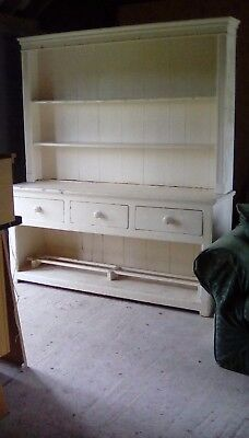 antique georgian dresser