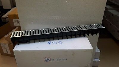Drainage Channel 1m Drain Outlet 90 degree Corner Outlet Stop End