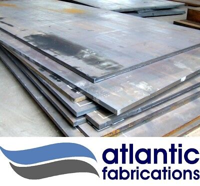 3mm mild steel sheet / plate - Various sizes available - Custom plasma cutting