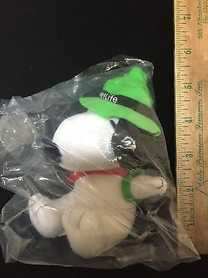 Peanuts SNOOPY BEAGLE SCOUT Stuffed Plush METLIFE Promo 2016 Mint in Package MIP