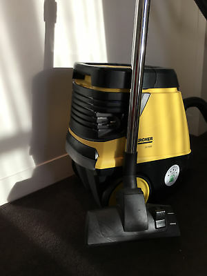 Karcher DS-5600 water filter vacuum cleaner anti-allergy 1400W HEPA12