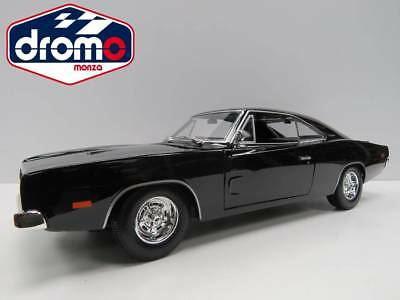 1/18 Burago/maisto Dodge Charger R/t 1969 - Maisto Special Edition