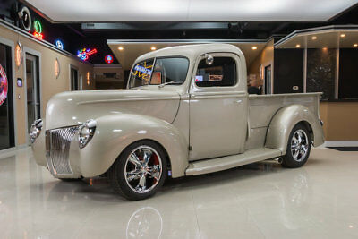 """1941 Ford Other Pickups  Custom Build! Ford 302ci, Ford AOD 4-Speed Automatic, Ford 8"""", PS, 4-Wheel PDB!"""