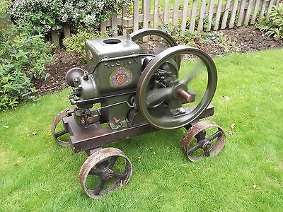 Ruston APR stationary engine. Excellent runner