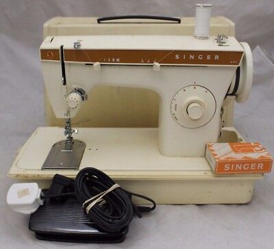 Vintage Singer 247 Sewing Machine -250