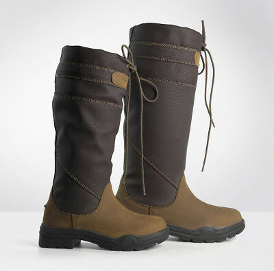 Brogini Derbyshire Country Boot Child - Riding Boots & Footwear