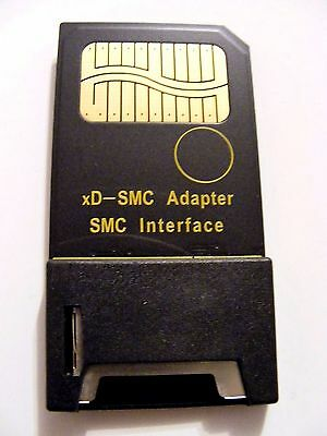 xD-SMC Smart Media Adapter ( xD Card to Smartmedia Card Adapter ) Neu