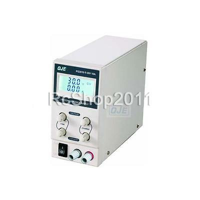 Adjustable Variable Power Supply Switching Mode 30V 10A Fan cooling 240V LCD OZ