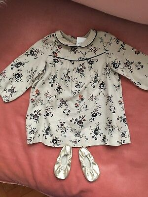 Bonpoint Dress Brand New With Tags Fall Size 12 Months