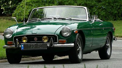 1971 Mg Mgb New Convertible Top 1971 Mgb By British Leyland New Convertible Top With Tonnue Cover Very Nice Car