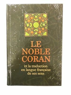 Le Saint Coran,Noble Quran en Bleu et Traduction en Français