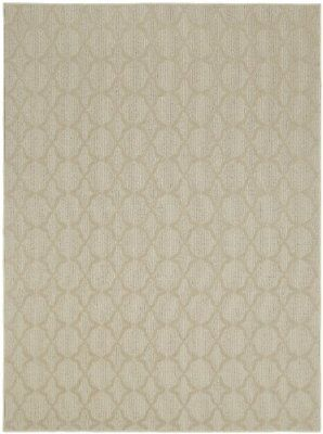 Garland Rug Sparta Area 7-Feet 6-Inch by 9-Feet Tan Mats Rugs Nursery Décor Baby
