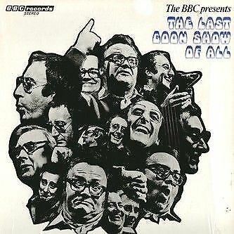 LP: The Goons - The Last Goon Show Of All - BBC Records - REB 142S