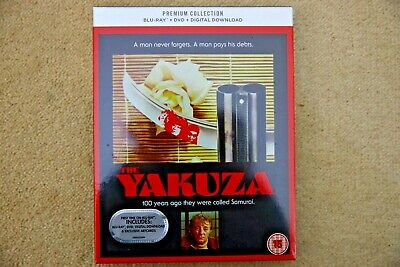 Blu-Ray Yakuza  Premium Exclusive Edition  Brand New Sealed Uk Stock