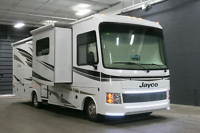 2018 Jayco Alante 31P Class A Gas Motorhome - 3 slides and only 31 ft. - Save