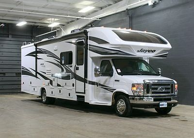 All New 2018 Jayco Greyhawk Prestige 29MVP - Gas Class C RV - Ford E450 Chassis