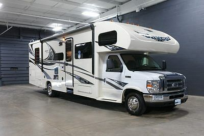 2017 Jayco Greyhawk 31DS - Gas Class C RV - Ford V10 - Nation's Best Price