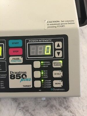 DYNATRONICS Dynatron 850 Plus Interferential, Micro, Ultrasound Unit