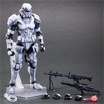 New Play Arts Kai Star Wars Stormtrooper Variant Storm Trooper Action Figure Toy