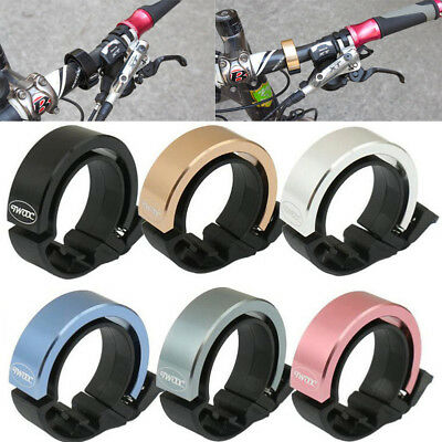 90db Mini Invisible Bicycle Bell Bike Horn Ring Bell Handlebar 22.2-24MM/31.8mm