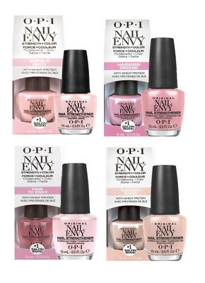 OPI NAIL ENVY - Strenghten and Colour DUAL PURPOSE - STRONG Nails with COLOUR