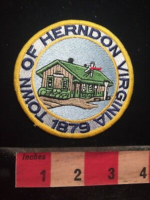 Town Of HERNDON Virginia Patch 79WK