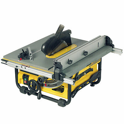 DeWalt DW745 Table Saw 240v