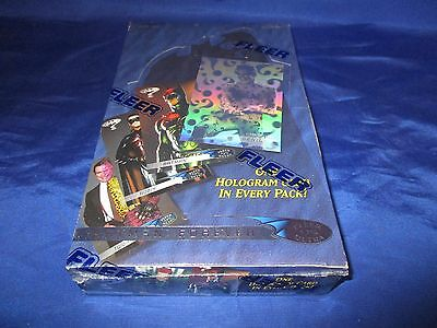 Fleer Ultra Batman Forever Trading Cards Full Box of 36 Packs Still Sealed 1995