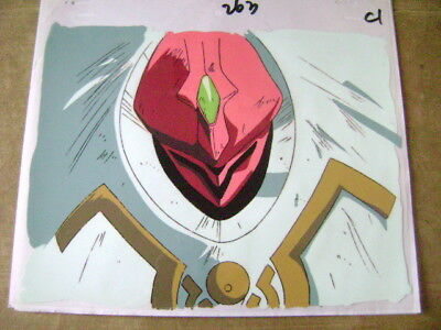 The Vision Of Escaflowne Guymelf Anime Production Cel 2