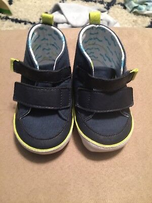Rosie Pope Boy Shoes 6-9 Months