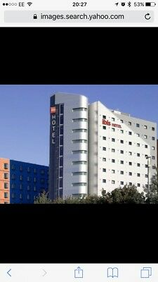 IBIS Leeds Centre Hotel 22nd-24th September Double Room