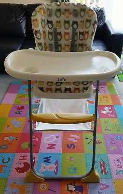 Joie Mimzy Snacker Owl Design Highchair