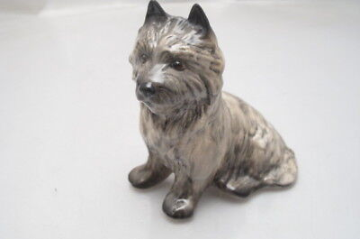Vintage Sylvac Cairn Terrier 3447 Gloss