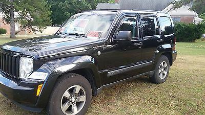 2008 Jeep Liberty Limited Sport Utility 4-Door 2008 Jeep Liberty Limited Sport Utility 4-Door 3.7L