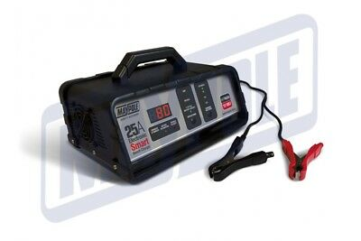 Maypole Mp74225 25A 12V Electronic Bench Smart Charger *New For 2017* In Stock