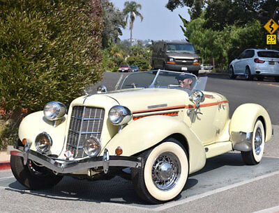 1935 Auburn 851 Speedster  Californiaclassix 1935 Auburn 851 Speedster * The Seabiscuit Movie Car! *