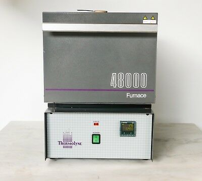 Thermolyne Barnstead 48000  Furnace, Model F48055, Ref #39549