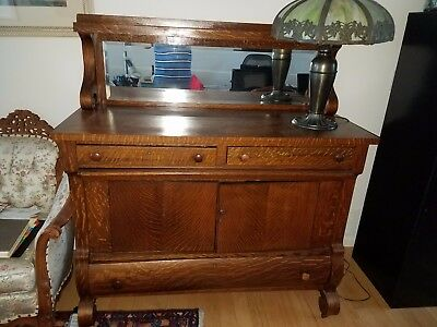 Antique Buffet Perfect Condition Nicest One I Have Ever Seen