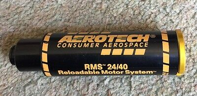 Rocket Motor Aerotech Reloadable system 24/40