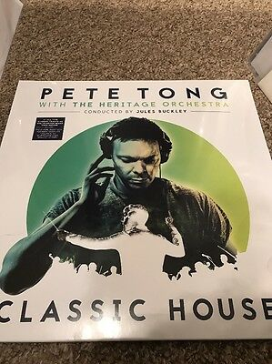 """Pete Tong With The Heritage Orchestra 2 x 12"""" Vinyl Classic House 2016 5713312"""
