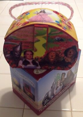 The WIZARD Of OZ~Purse Jewelry Box~The San Francisco Music Box Company~NEW