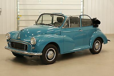 1960 Morris Minor  1960 Morris Minor 1000*Rebuilt 1275cc Engine*Air conditioning*4-Speed Manual