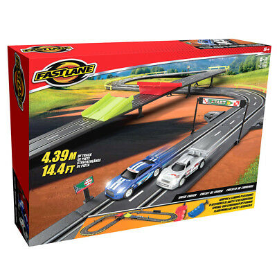 Fast Lane Speed Chaser Road Racing Set - NEW