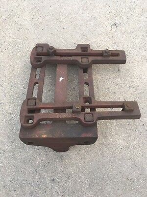 RARE Old Antique Duplex Windmill Water Well Pump Jack Motor Mount