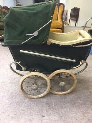 70 +-  Old Baby Carriage